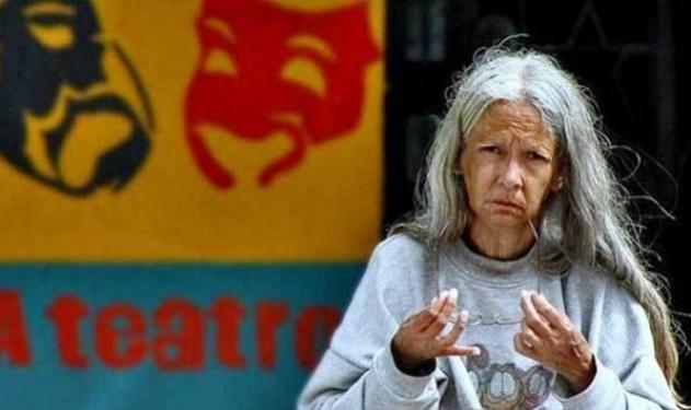 Τραγικό τέλος για τη βασίλισσα της ομορφιάς! Πέθανε άστεγη στο δρόμο | tlife.gr