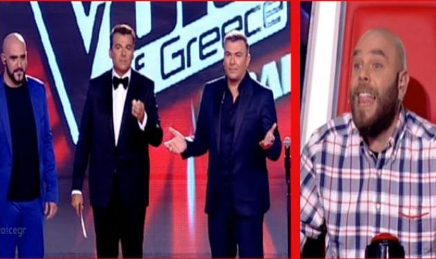 Αναψαν για τα καλά τα αίματα στον τελικό του «Voice»! Ο Αντ. Ρέμος σε… μετωπική με τον Μιχάλη και την Δέσποινα! | tlife.gr