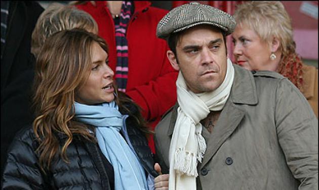 Πήρε τον Robbie χωρίς την περιουσία του!   tlife.gr