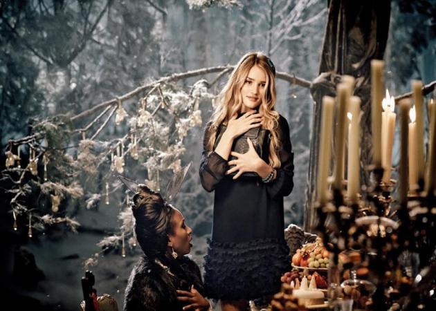 H εντυπωσιακή Χριστουγεννιάτικη καμπάνια των Marks&Spencer-Δες το βίντεο!   tlife.gr