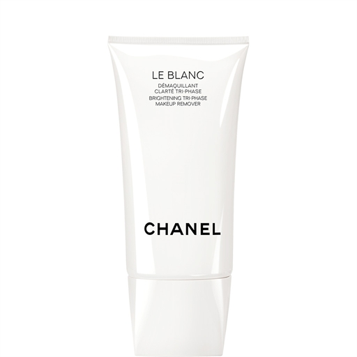 10 | Chanel Le Blanc Brightening Tri-Phase Makeup Remover