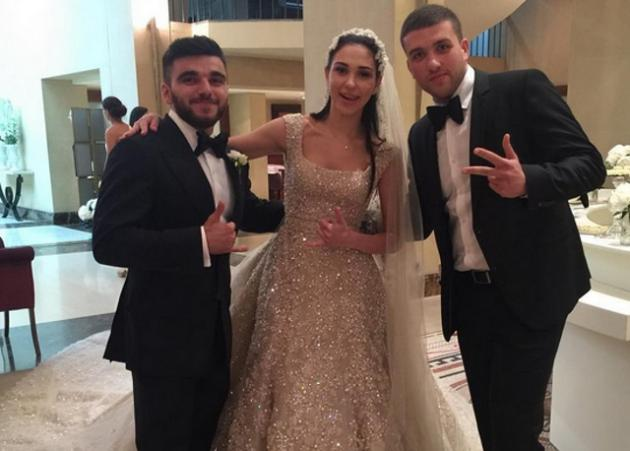 Γιώργος Σαββίδης – Γιάννα Κουντγιάκοβα: Όλα όσα έγιναν στο γαμήλιο πάρτι τους! Φωτογραφίες και βίντεο