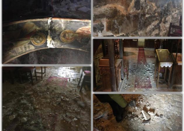 Σεισμός στα Γιάννενα: Κατολισθήσεις και ζημιές! Μπαράζ μετασεισμών και φόβοι πως τα 5,3 Ρίχτερ δεν ήταν ο κύριος σεισμός | tlife.gr