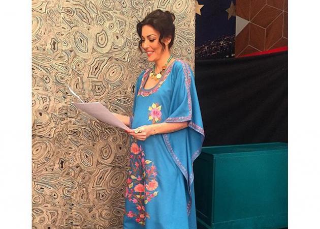 Σίσσυ Φειδά: Το ονειρεμένο δωμάτιο που φτιάχνει για το μωρό της! Φωτό