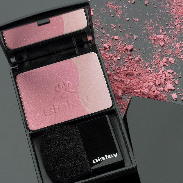 2 | Sisley Phyto-Blush Eclat Duo Pinky Rose
