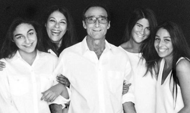 Έφαγε το τελευταίο δείπνο και αυτοκτόνησε, έχοντας δίπλα του τη γυναίκα και τις 3 κόρες του | tlife.gr