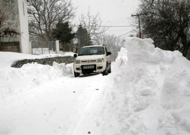 Καιρός: Χιονιάς και χαμηλές θερμοκρασίες την Πέμπτη | tlife.gr