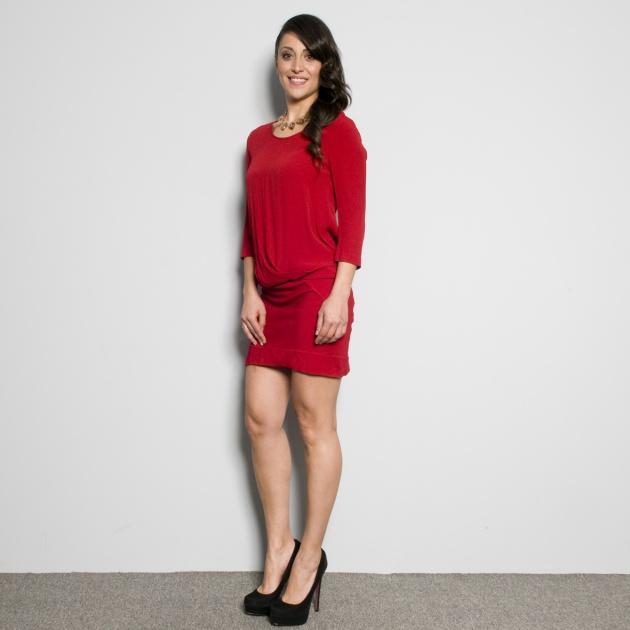 7 | Το τελικό outfit της Ρένας