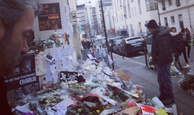 Σπύρος Χαριτάτος: Το ταξίδι στην Γαλλία και η στιγμή που τον συγκίνησε! | tlife.gr