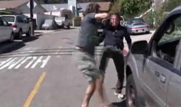 Η ποινή του Sean Penn για βανδαλισμό! | tlife.gr