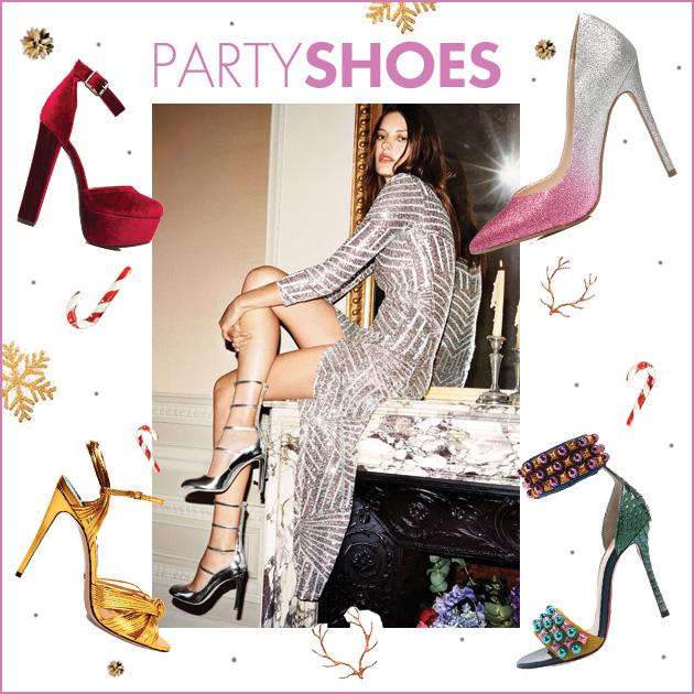 1 | Παπούτσια για το party!
