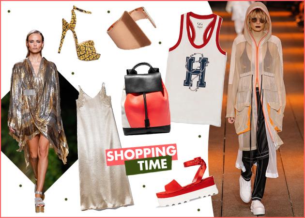 Νέες τάσεις: Στιλάτα ρούχα και αξεσουάρ που πρέπει να φορέσεις