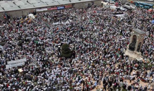Διαδηλώσεις σήμερα σε όλη την Ελλάδα για τα γεγονότα στην Γάζα!   tlife.gr