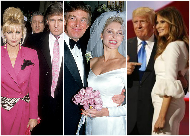 Donald Trump: Αυτές είναι οι 3 γυναίκες του νέου Προέδρου των ΗΠΑ! | tlife.gr