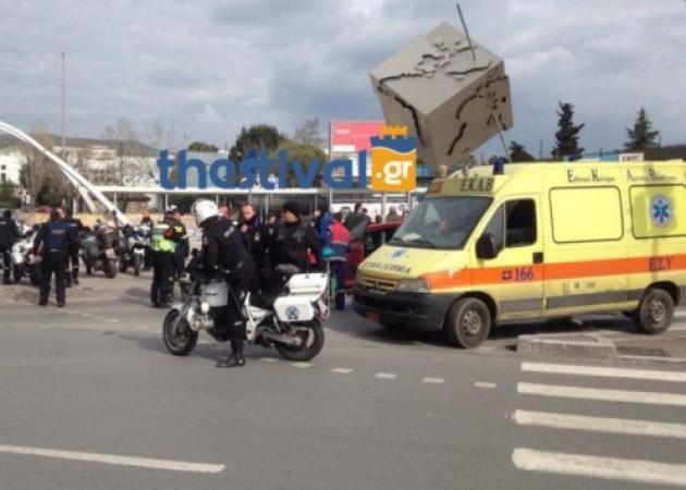 Μητέρα και κόρες τα θύματα του δυστυχήματος στη Θεσσαλονίκη – Σκοτώθηκε η μία κόρη.