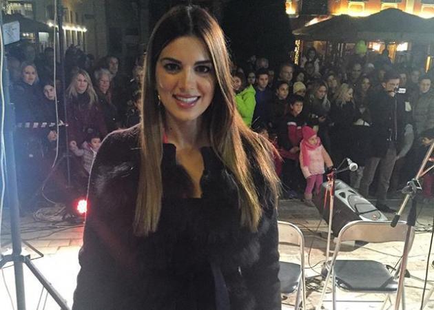 Σταματίνα Τσιμτσιλή: Η εντυπωσιακή πόζα της για γνωστό περιοδικό! | tlife.gr