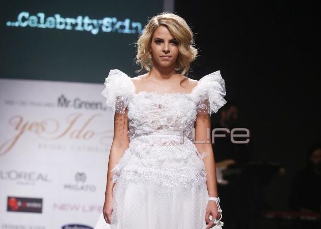 Τζένη Μελιτά: Φόρεσε νυφικό, έχοντας στο πλευρό της γαμπρό τον σύντροφό της! | tlife.gr