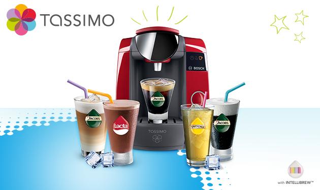 Tassimo: Παγωμένα ροφήματα όπως στα καλά café! | tlife.gr