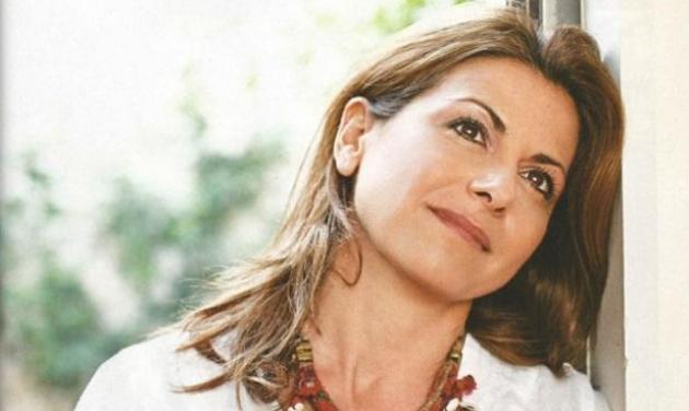 Μάγια Τσόκλη: Τα γυρίσματα την εποχή της βαριάς χημειοθεραπείας και η υιοθεσία του γιου της!