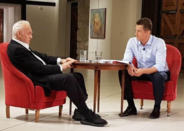 Άκης Τσοχατζόπουλος: Η πρώτη του τηλεοπτική συνέντευξη! Τι λέει για την ζωή της χλιδής, τα σκάνδαλα, τα υποβρύχια και οι… θεωρίες συνομωσίας!