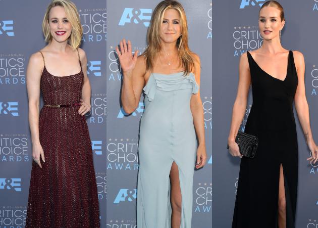 Critics' Choice Awards 2016: Οι εμφανίσεις στο κόκκινο χαλί!