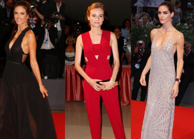 Φεστιβάλ Βενετίας 2015 Ημέρα 2η: Τι φόρεσαν οι σταρ; | tlife.gr