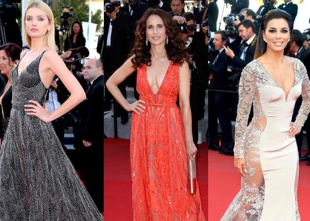 ΚΑΝΝΕΣ 2015: Hμέρα έκτη! Τι φόρεσαν οι επώνυμες;