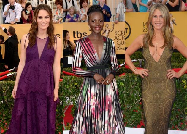 SAG Awards 2015: Τι φόρεσαν οι stars στο κόκκινο χαλί; | tlife.gr
