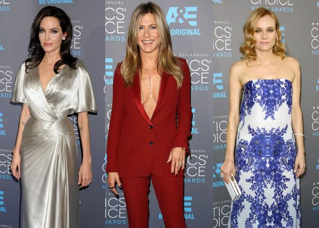 Critics' Choice Awards 2015: Τι φόρεσαν οι stars;