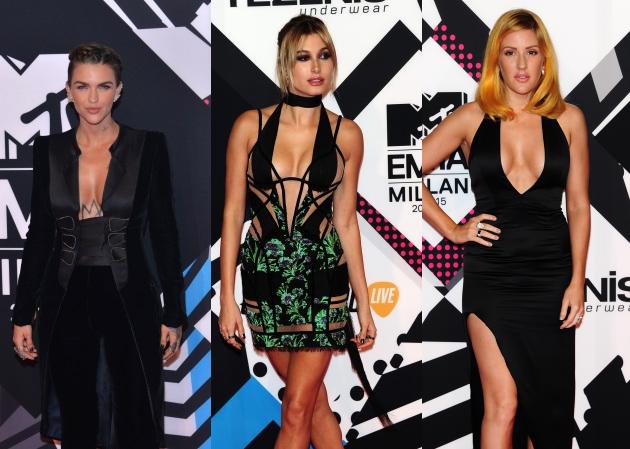 MTV Ema Awards 2015: Τι φόρεσαν οι stars;   tlife.gr
