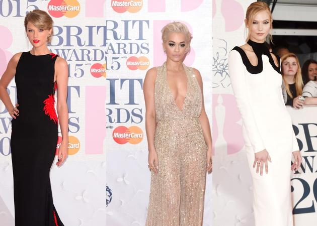 Brit Awards 2015: Τι φόρεσαν οι stars; | tlife.gr