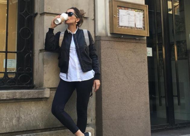 Δέσποινα Βανδή: Νέες φωτογραφίες από τις βόλτες στη Νέα Υόρκη!