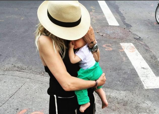 Άννα Βίσση: Διακοπές στην Αμερική με τα εγγόνια της! Φωτογραφίες