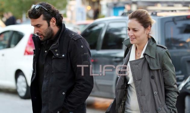 Αντώνης Βλοντάκης – Κορίνα Στεργιάδου: Ερωτευμένοι στη Γλυφάδα!