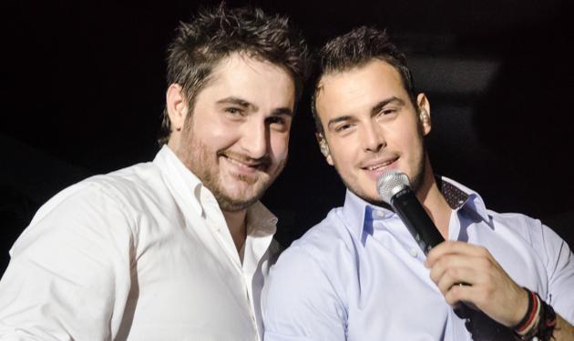 Σάκης Αρσενίου- Κυριάκος Κυανός: έγιναν διπλά πλατινένιοι! Φωτό από το πάρτυ που ακολούθησε!