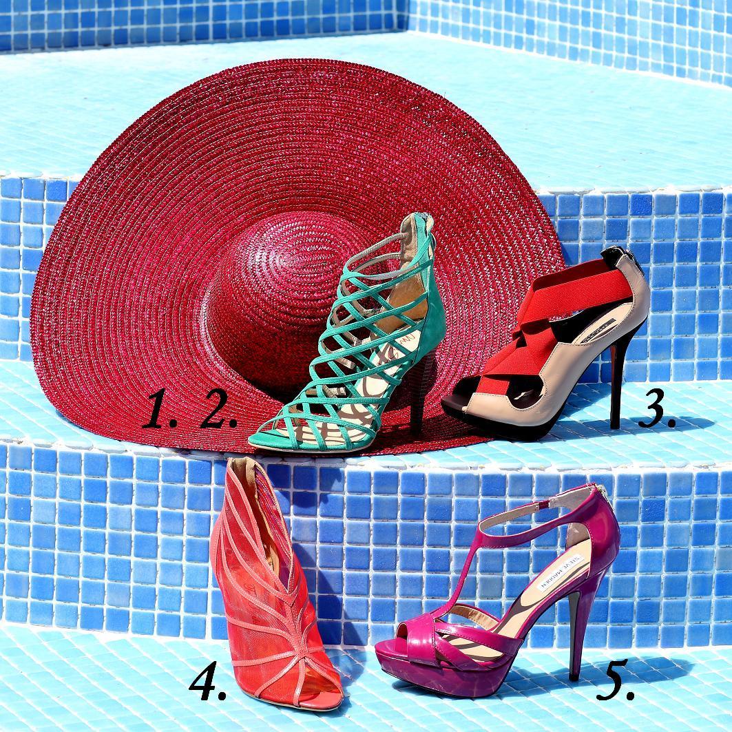 4 | Τα παπούτσια της άνοιξης