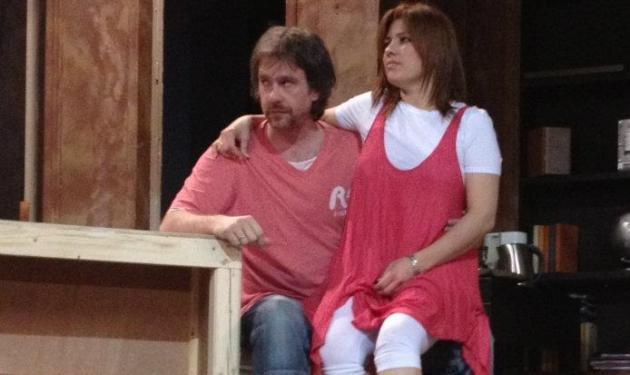 Α. Σταύρου – Μ. Τουμασάτου: Πρόβες για την θεατρική τους πρεμιέρα! Backstage φωτογραφίες | tlife.gr