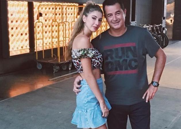 Acun Ilicali: Ποια είναι η 27χρονη καλλονή σύντροφός του, που είδαμε στο πλευρό του στον τελικό του Survivor!