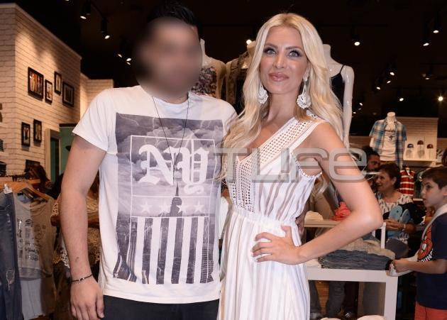 Κατερίνα Καινούργιου: Ποιος άνδρας τη συνόδευσε σε fashion event; Φωτογραφίες