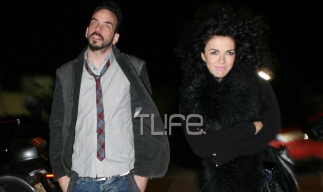 Μ. Σολωμού, Π. Μουζουράκης κι άλλοι celebrities στα εγκαίνια μαγαζιού στο Γκάζι! Φωτογραφίες
