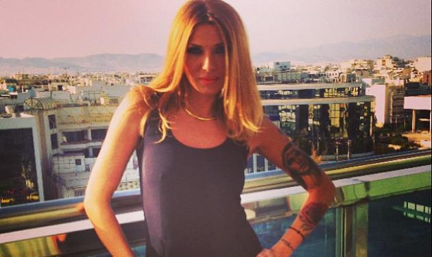 Α. Ηλιάδη: Είπε καλημέρα στους θαυμαστές της, με μια φωτογραφία ξαπλωμένη στο κρεβάτι της! | tlife.gr