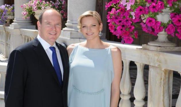 Πρίγκιπας  Αλβέρτος – Πριγκίπισσα Σαρλίν: Έκλεισαν ένα χρόνο παντρεμένοι! Φωτογραφίες