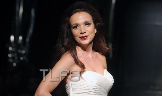 Η Χριστίνα Αλεξανιάν ντύθηκε νυφούλα! Φωτογραφίες   tlife.gr