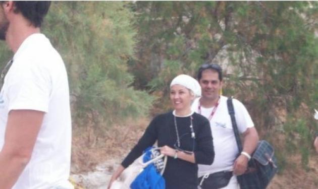 Δεν αντάλλαξαν λέξη Αλιμπέρτη-Παρθένης! | tlife.gr