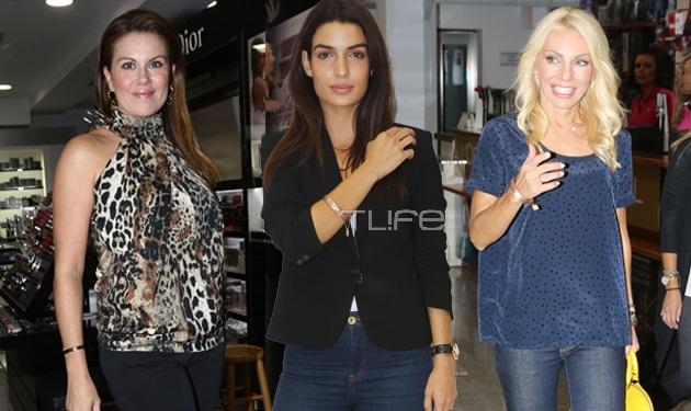"""Οι Ελληνίδες celebrities πήραν το pink ribbon του Δούκα Χατζηδούκα και βοηθούν το """"Άλμα Ζωής""""!"""