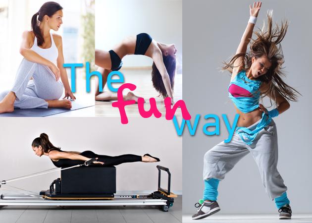 Βαριέσαι το γυμναστήριο; To Τοp 10 των «εναλλακτικών» Fitness Trends για να διαλέξεις… | tlife.gr