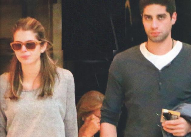 Αμαλία Κωστοπούλου: Νύχτα – μέρα με τον σύντροφό της!