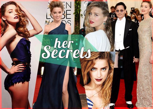 """Amber Heard: """"1 κιλό για μια γυναίκα στον κανονικό κόσμο μετράει για 7 σε μια ηθοποιό"""""""