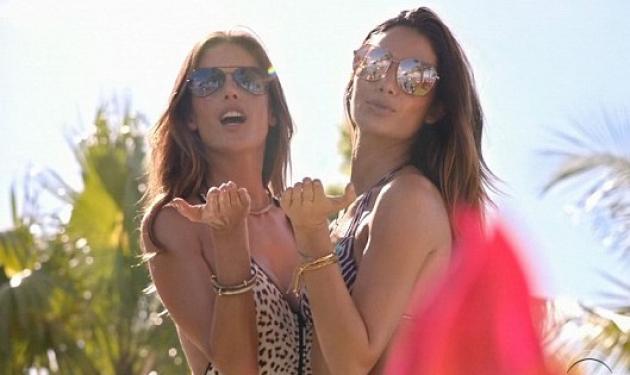 Alessandra Ambrosio – Lily Aldridge: Οι sexy «άγγελοι» της Victoria Secret φωτογραφίζονται κάτω από το νερό! | tlife.gr