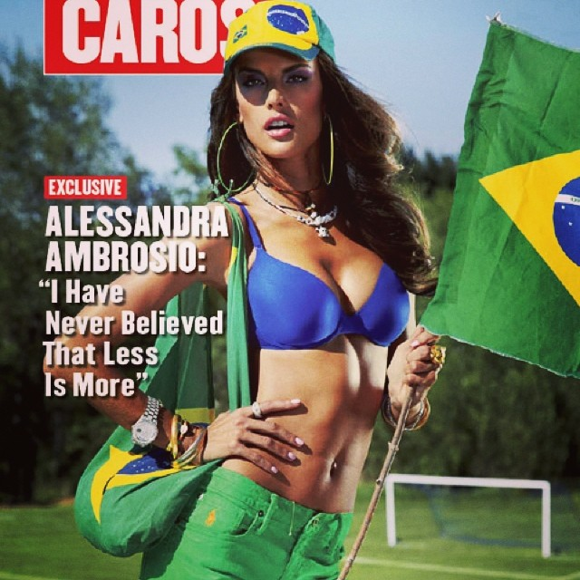 5 | Alessandra Ambrosio